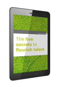 Discover the five secrets to flourish talent